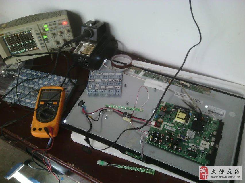 回收破旧液晶电视 电脑 液晶显示器.空调等