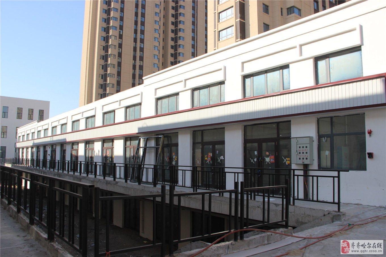 东都汇2017年2月底施工进度