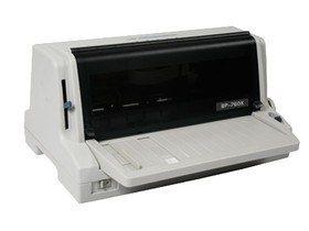 实达牌针式打印机处理