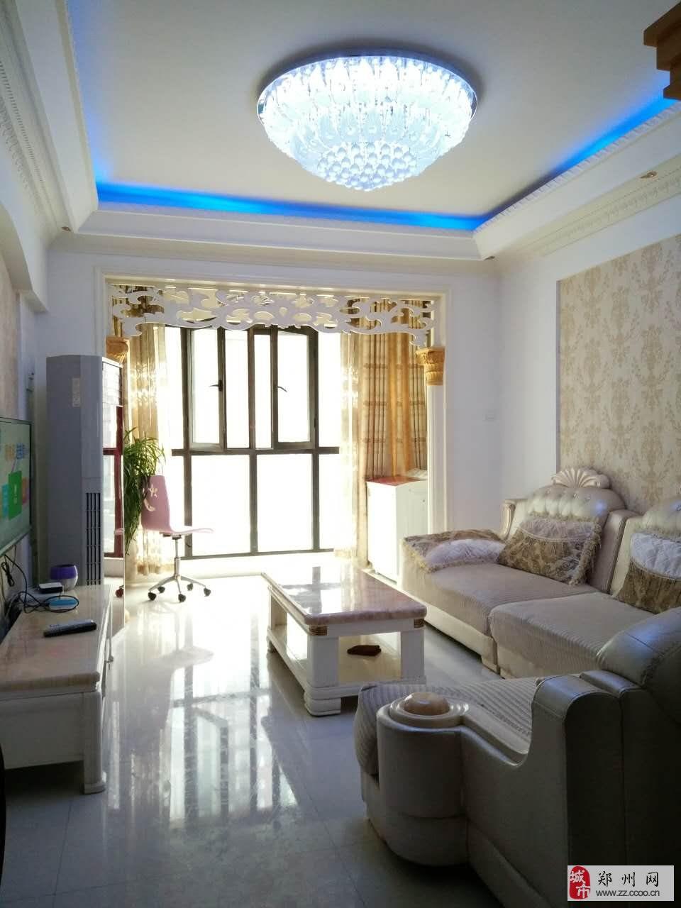 美景鸿城,精装全齐三室一厅温馨住宅看房方便