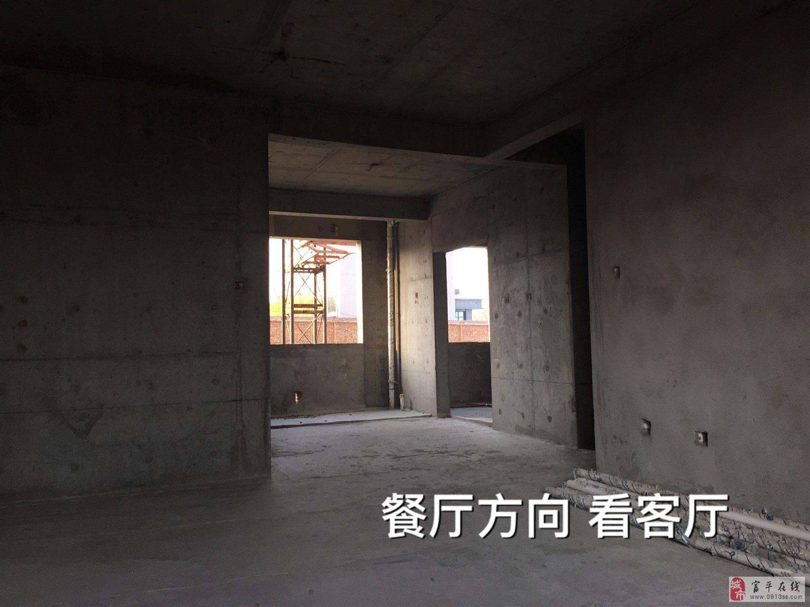 温泉河畔,富平中学旁新房出售图片