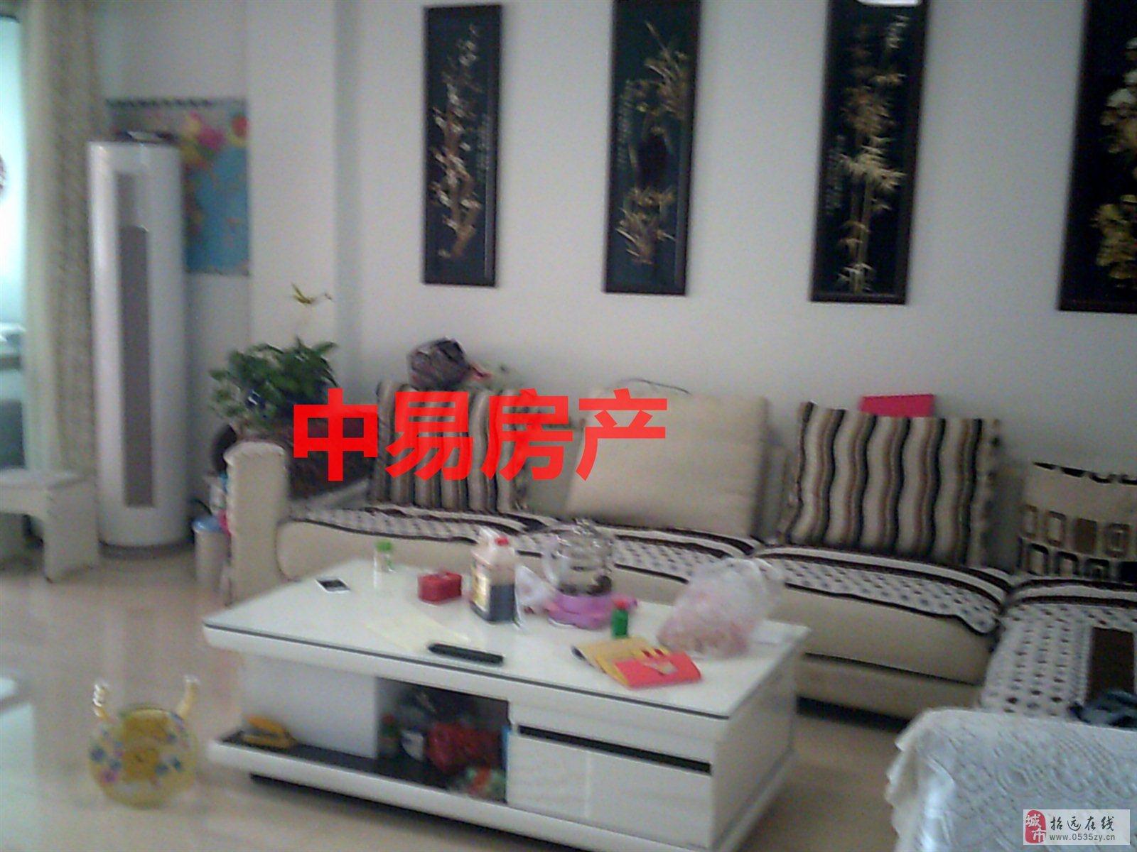 9678招远出售金晖丽水苑1楼带院,110平米精致装修