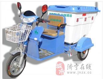 山东电动三轮保洁车特卖专业生产保洁车价格低小林
