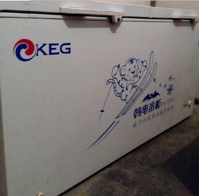 八成新韩电冰柜