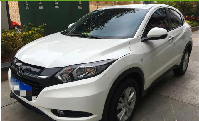 本田缤智2015款 缤智 1.8 无级 两驱豪华型 百车分期