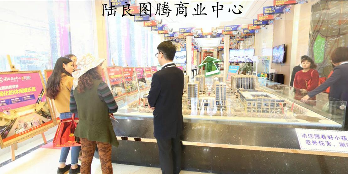 陆良图腾商业中心