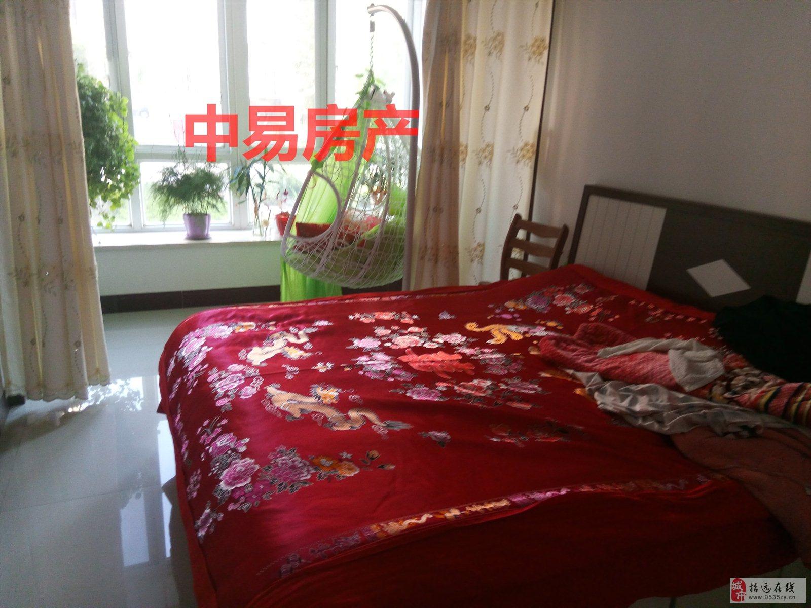 9876招远出售怡和苑1楼,84平米白色精装带草屋
