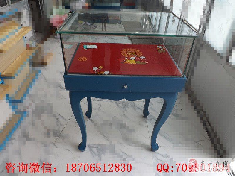 青州低价处理金银首饰展示柜30个,大润发珠宝展示柜