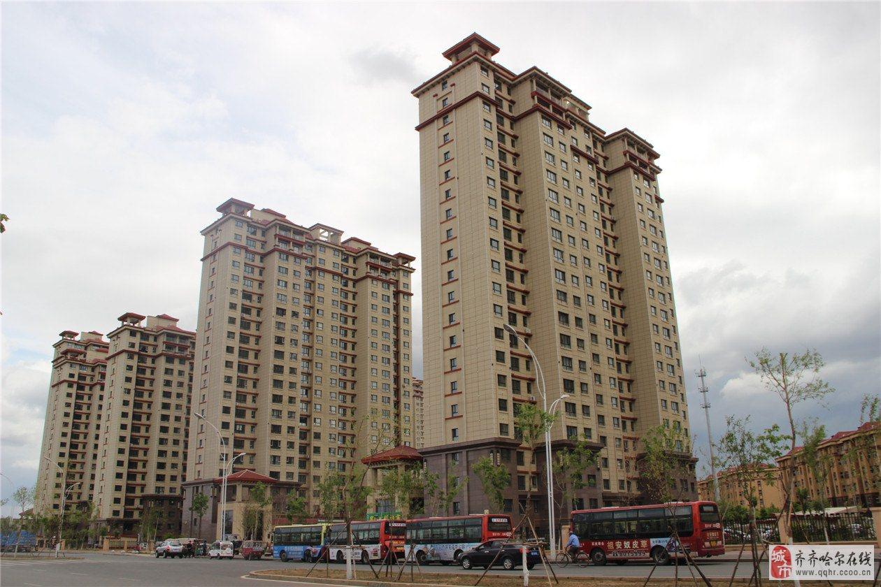 东方红・龙建小区