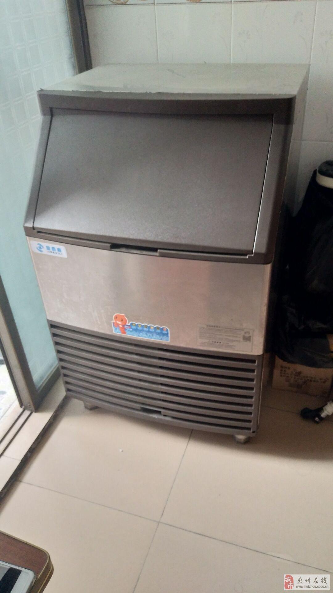 转卖全自动直冰机9成新