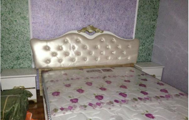 买床沙发送茶几 - 800元