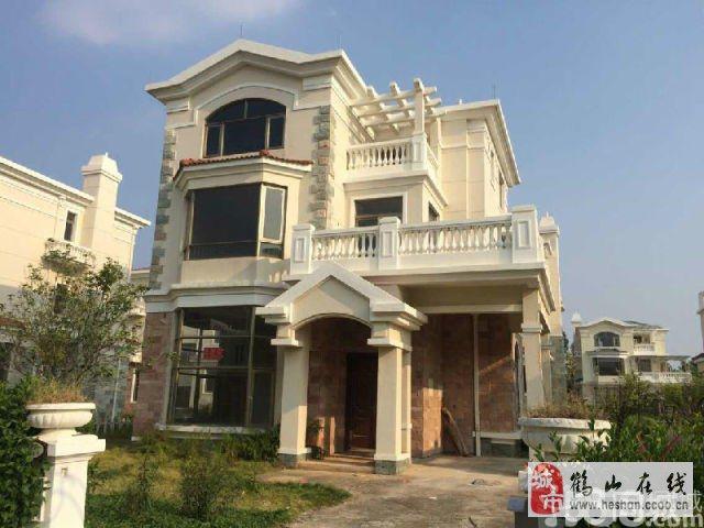 鶴山碧桂園獨棟別墅300+320方花園,僅售255