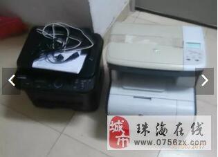 低价格转让单位两台打印机