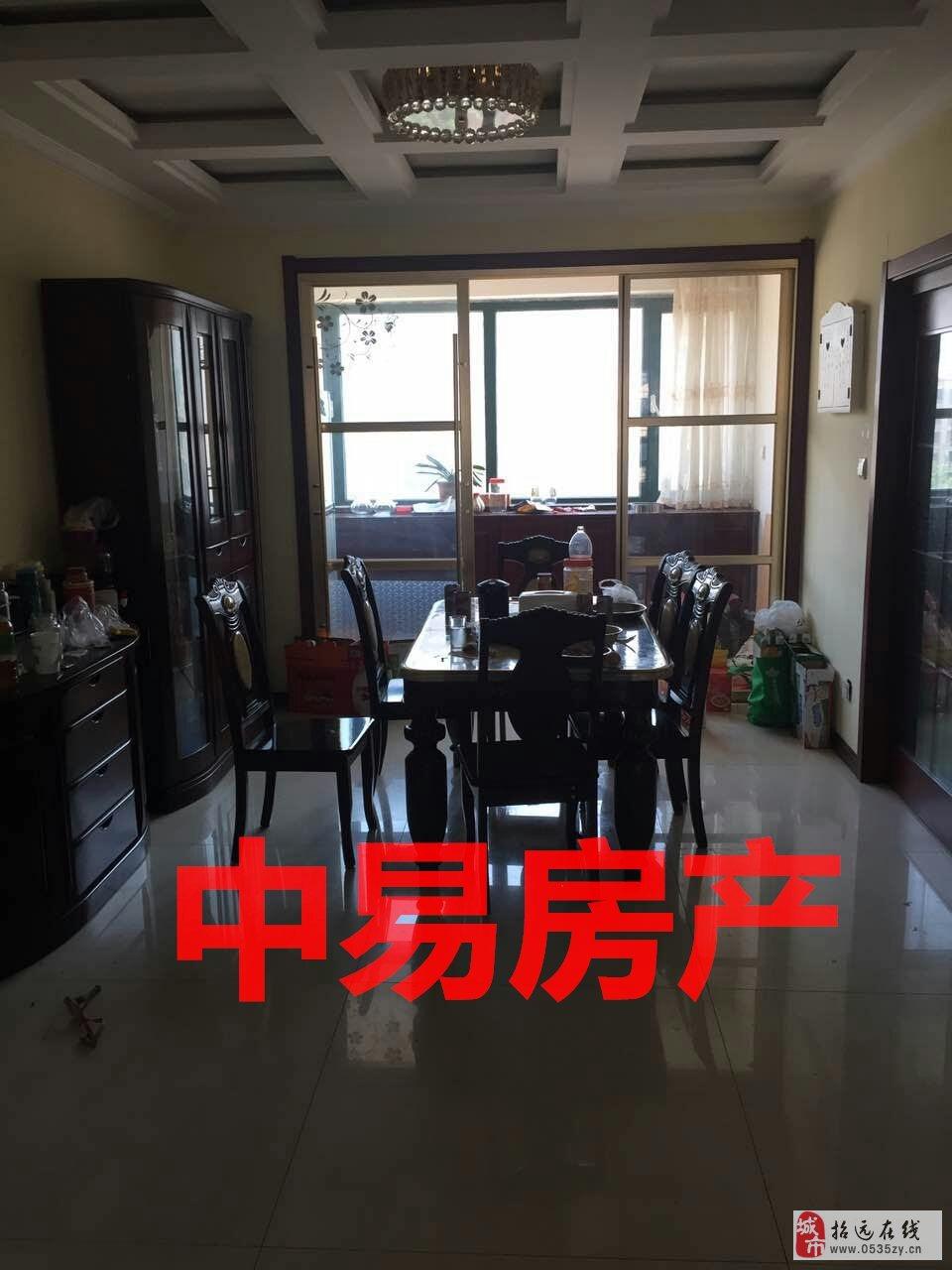 9554招远出售金晖丽景苑5楼豪华装修218平米