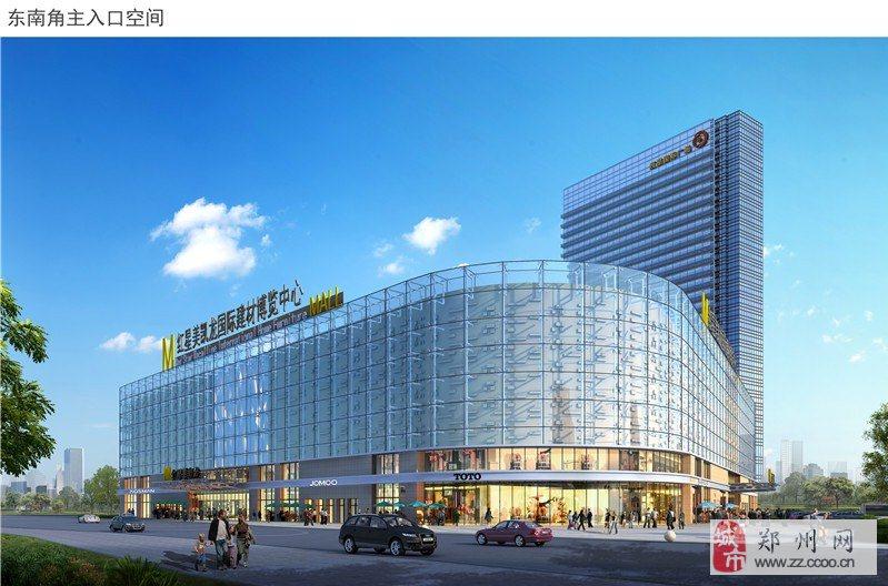 郑州红星国际广场一楼沿街商铺临近地铁,升值空间大