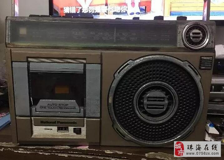 日本原�b卡��收音机