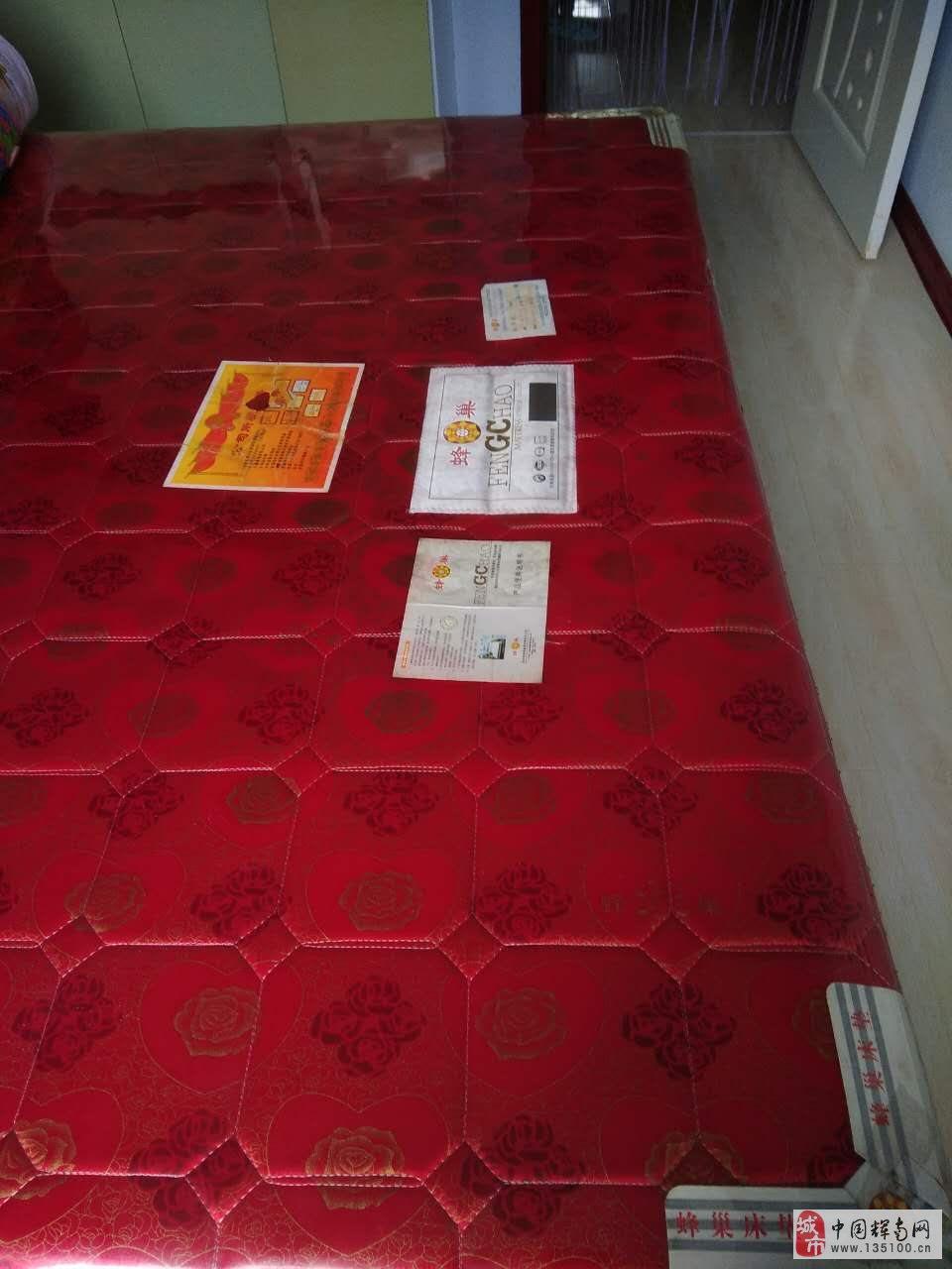加厚新床垫可直接放地板不用床