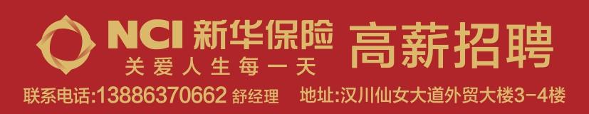 新华人寿保险股份有限公司汉川支公司