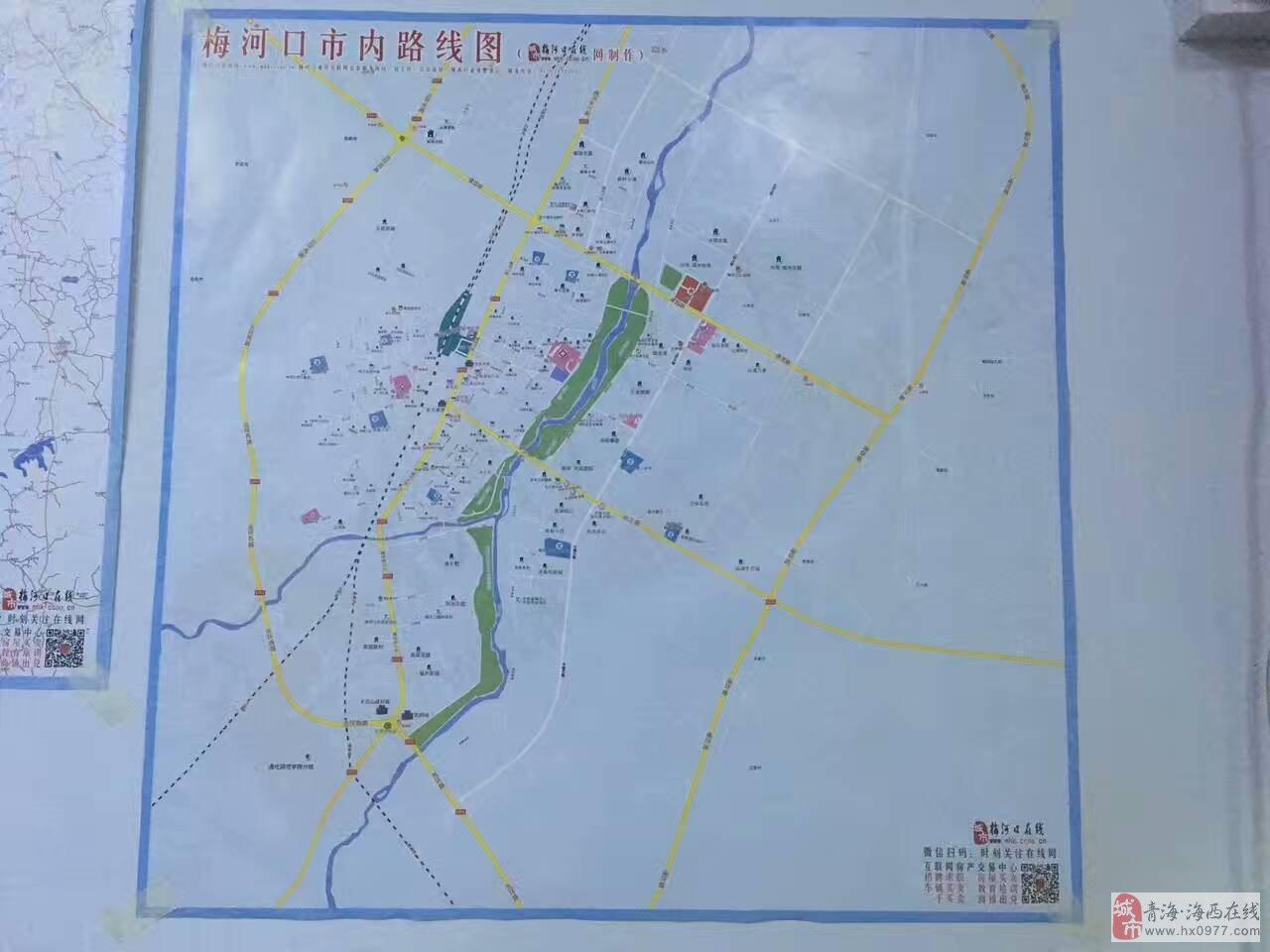 设计城市高清地图