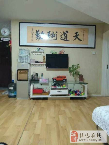 招远出售金源小区6楼阁楼精装修18.8万