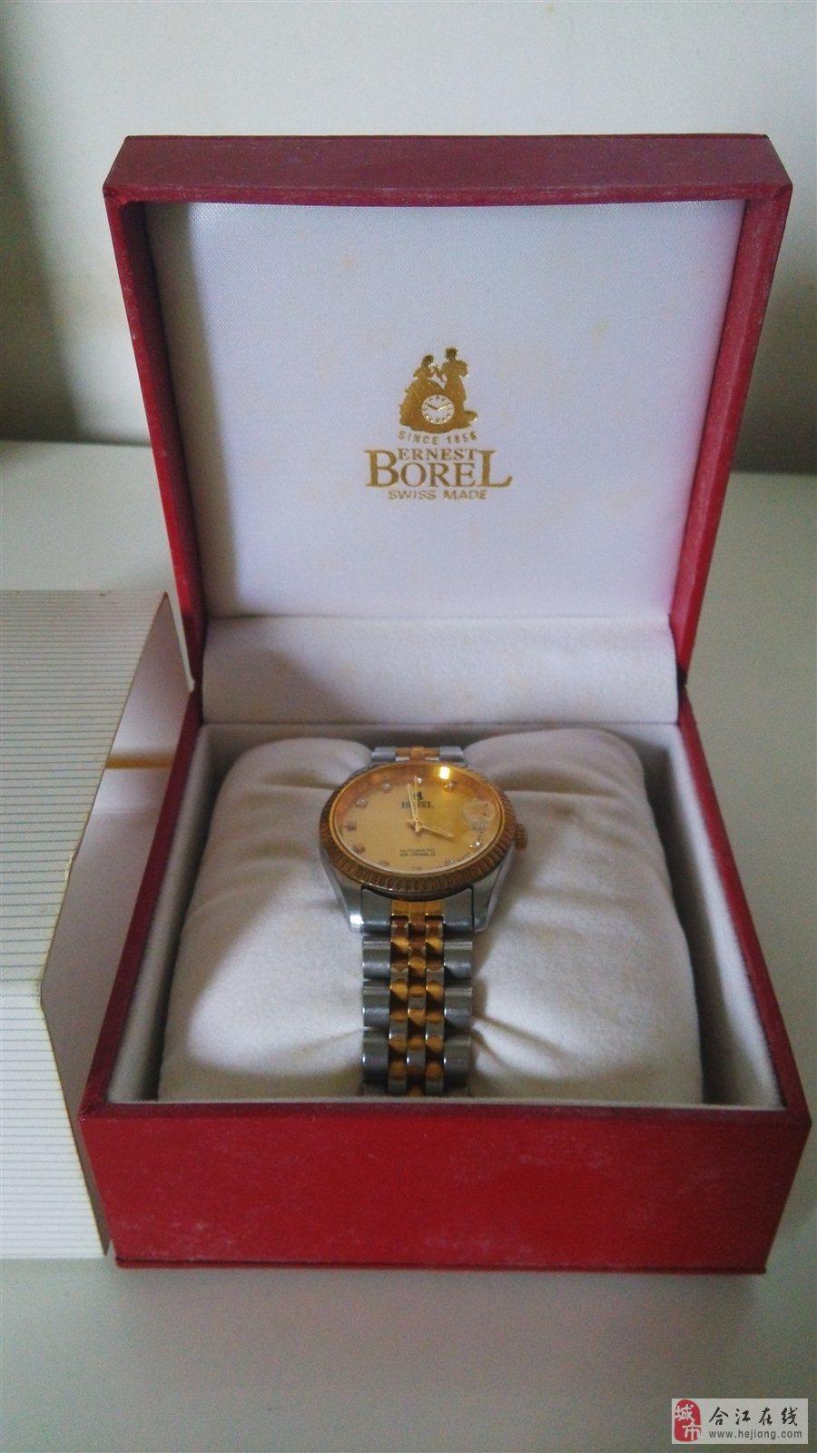 出售瑞士名表依波路男式手表一只