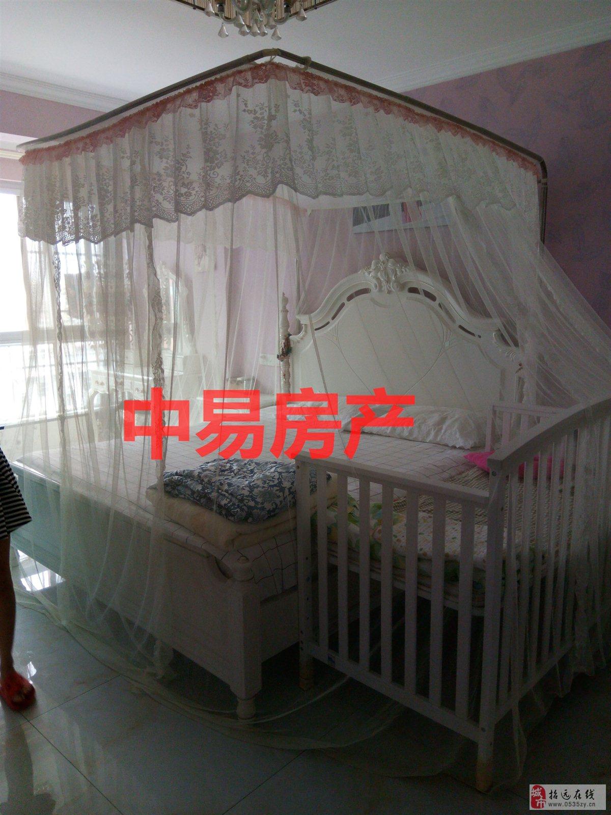 9943招远出售东晟花园127平米白色精装120万元