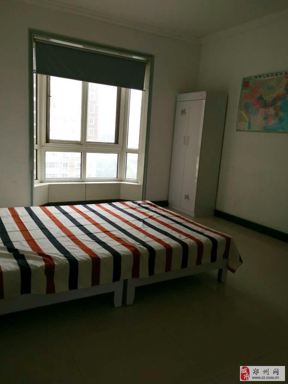 陇海路未来路升龙国际中心3室1厅1卫次卧出租