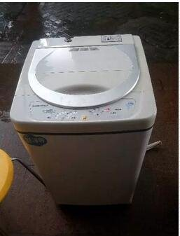 金松4.8公斤全自动洗衣机包送包安装