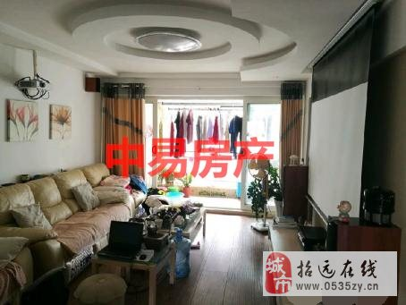 2555招远出售金泉世家9楼125平米精装85万元