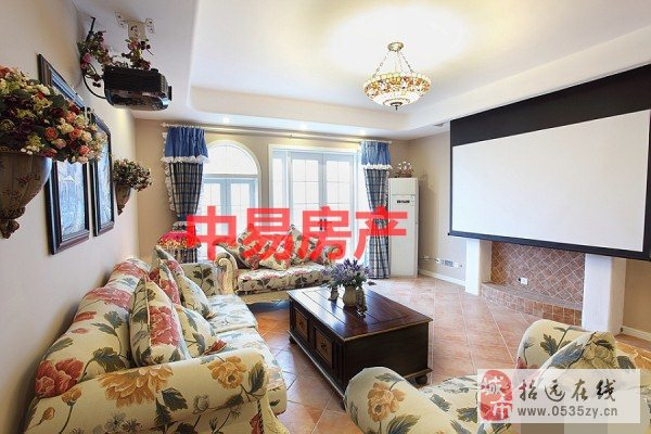 2542招远出售金晖观景苑5楼+阁楼白色精装98万元