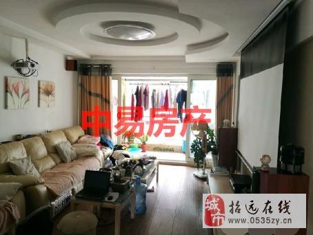 2556招远出售福泉苑8楼140平米精装带车库130万元