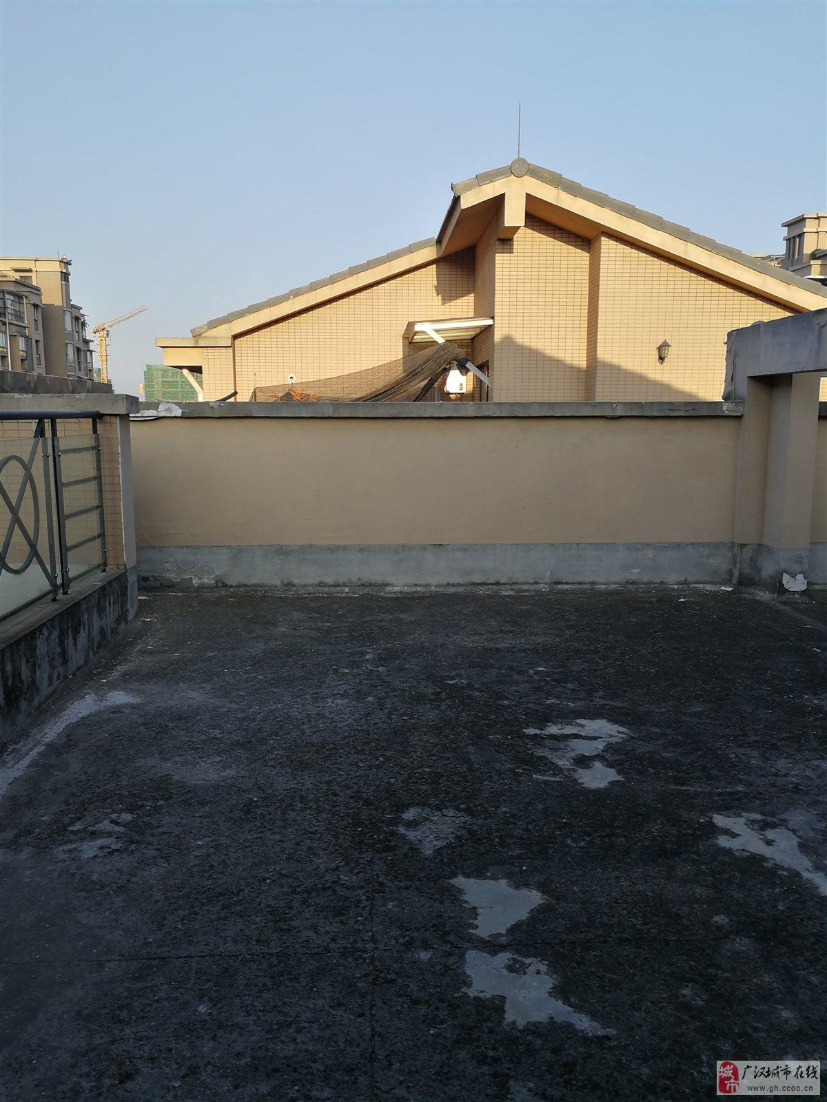 内上屋顶花园,雒城一号套三可变套四A1015