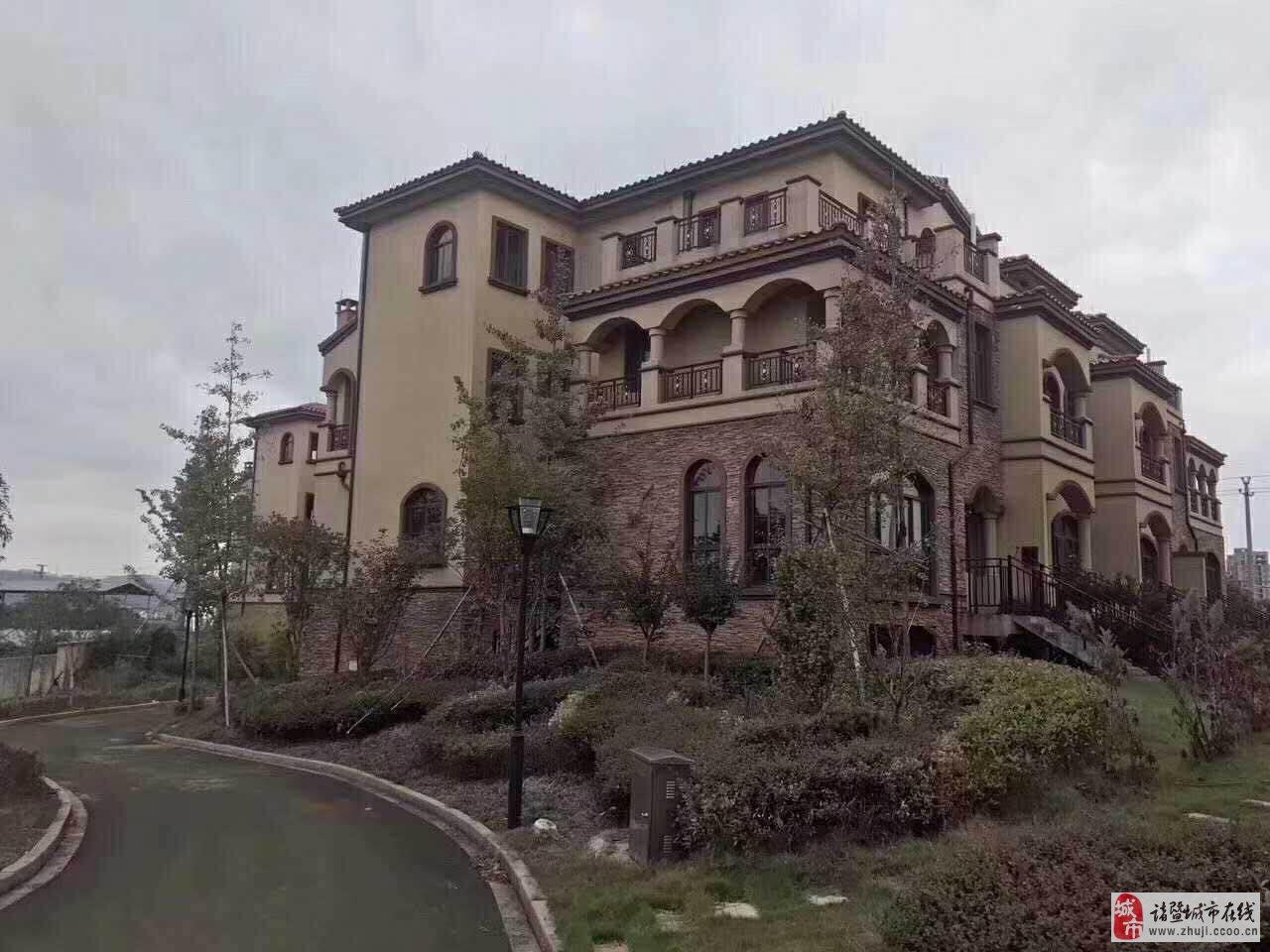 枫桥镇枫林半岛联排别墅总价260万起