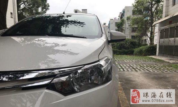 丰田 威驰 2014款 1.5 手动 智臻版精品车况,首付三
