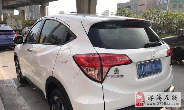 本田 缤智 2015款 1.8L CVT两驱豪华型车况一流