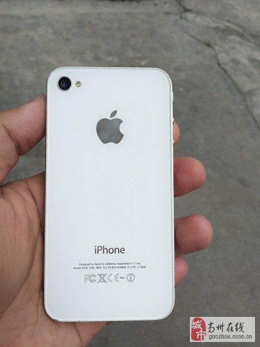 出苹果iPhone4手机