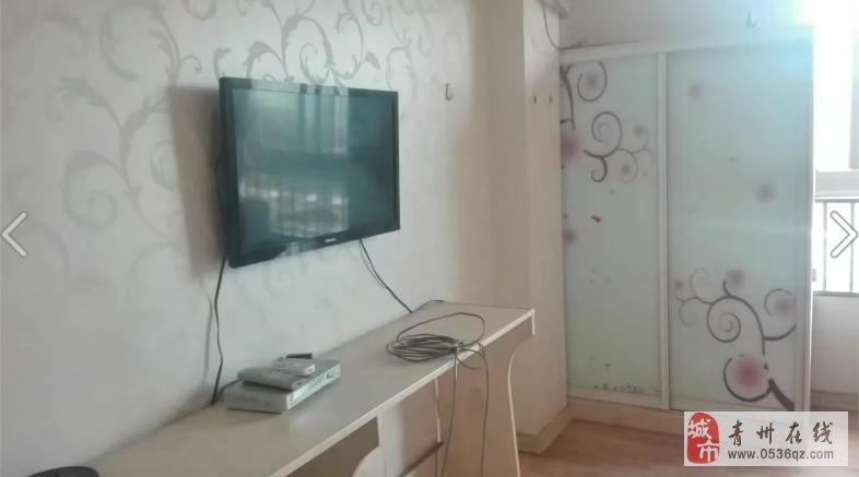 四海馨城公寓1室1卫30平精装带家具家电