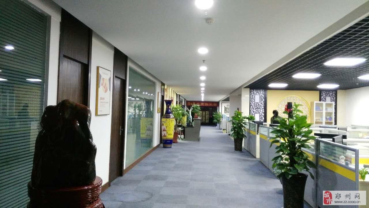 楷林国际精装修甲级写字楼办公家具齐全