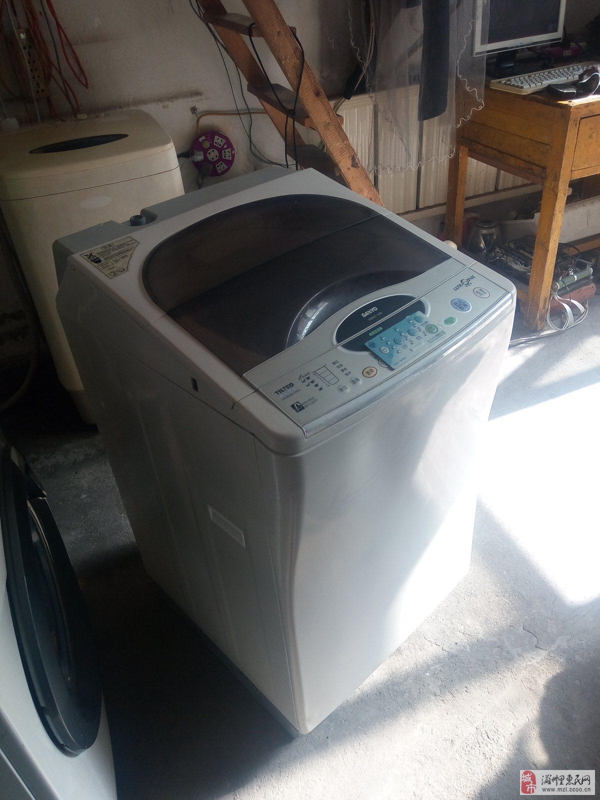 出售二手荣事达,合肥三洋全自动洗衣机.