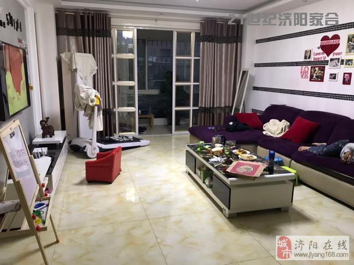 濟陽禧福鳳凰城3室2廳1衛120萬元