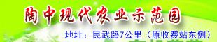 民勤县陶中现代农业示范园