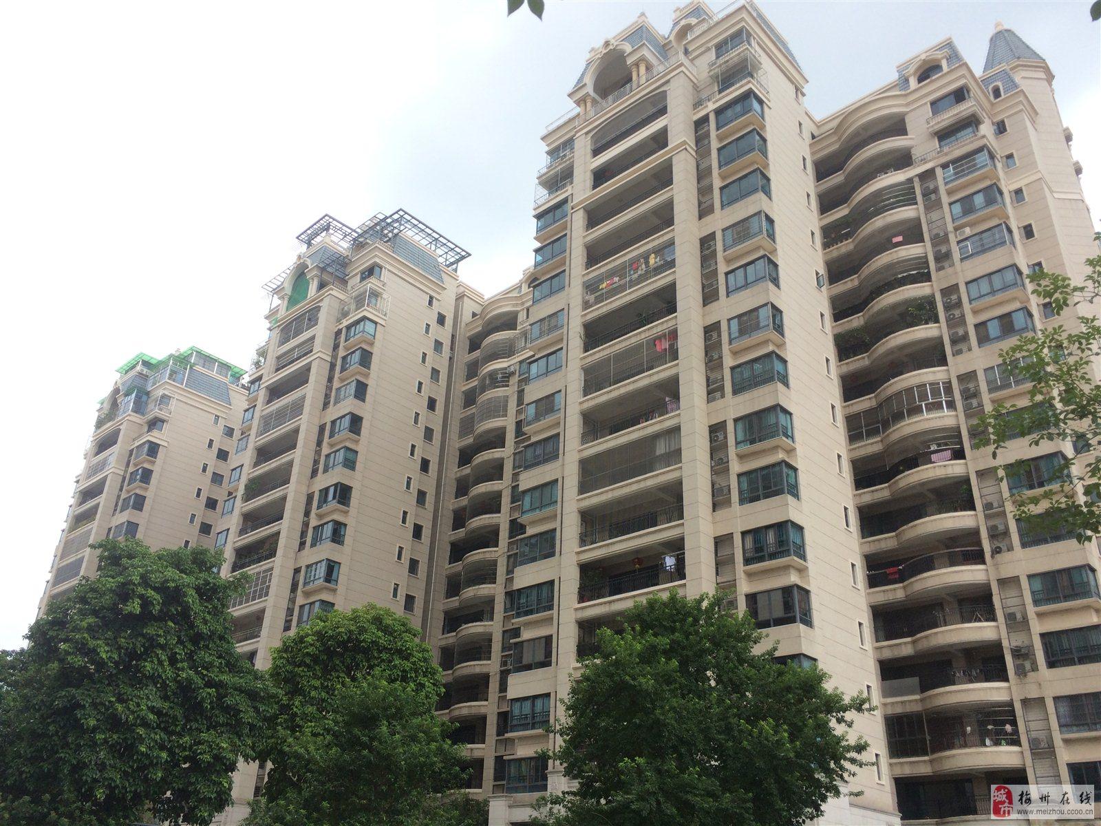 梅江碧桂園南向5房2廳3衛115萬元
