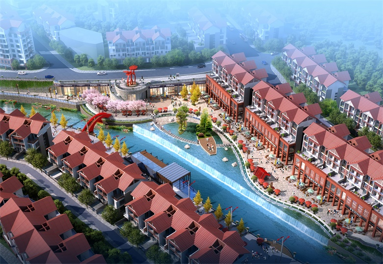 滨河生态城