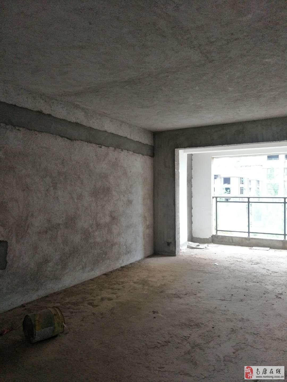 龍祥城南花園大4房戶型超棒南北通透僅售125萬元
