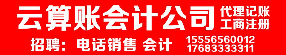 临泉云算账财务管理有限公司