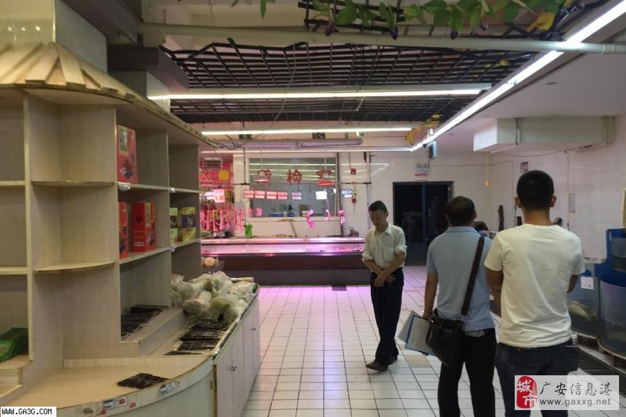 岳池縣奧帝鑫城B區J棟-1層地下商場1號