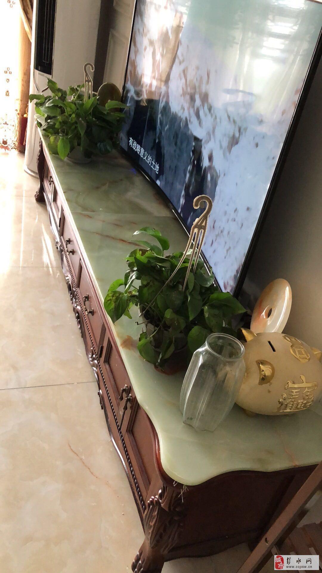 乌江明珠花园精装3室,新装修,76万,看江