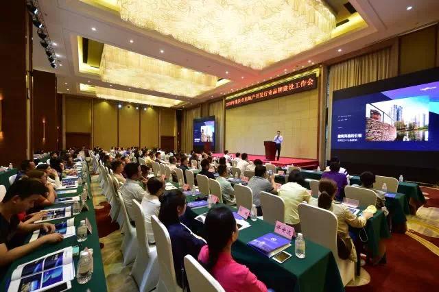 2018重庆房地产行业品牌建设工作会成功举行