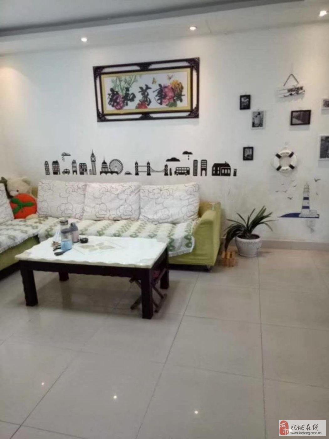 明桂花园68万三居室精装修好楼层有车库紧邻阳光舜花园