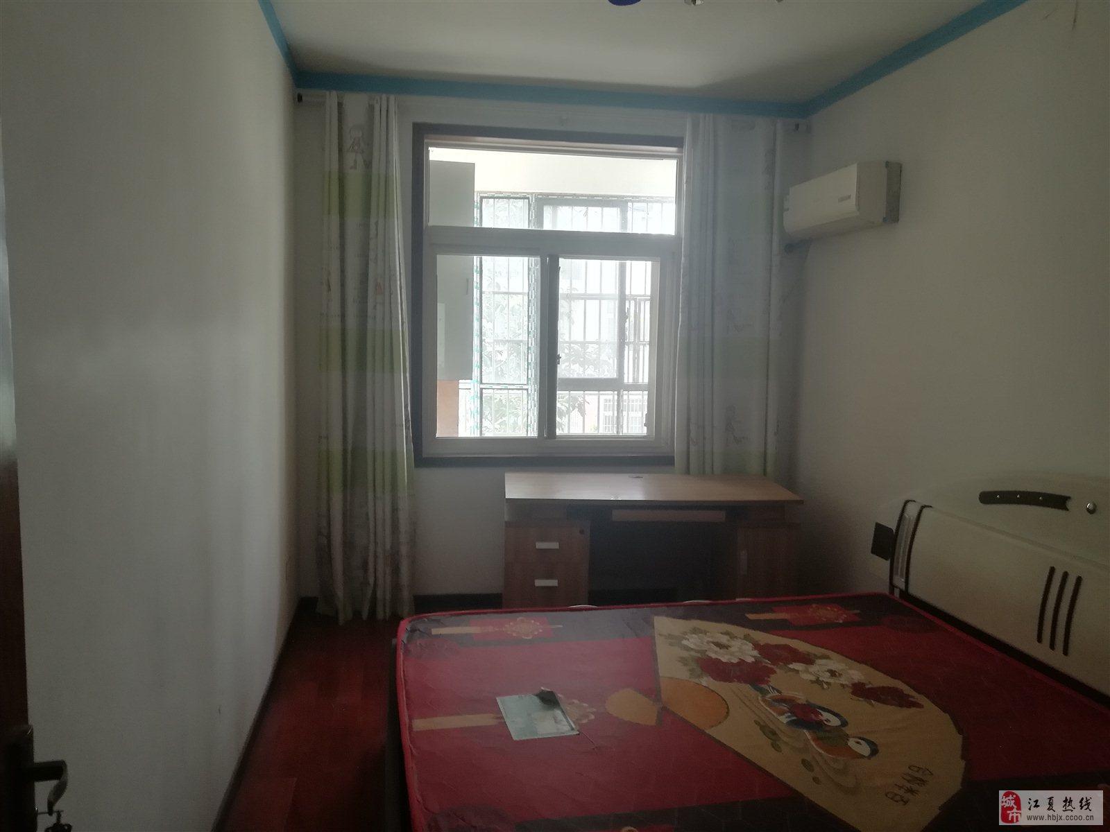 富丽奥林园3室2厅2卫中装146万元证满2年